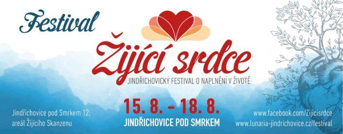 Festival Žijící srdce v Jindřichovicích p. Smrkem